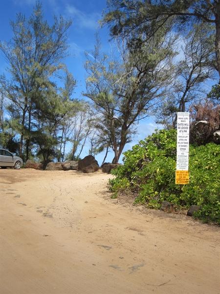 Kawailoa Bay Beach